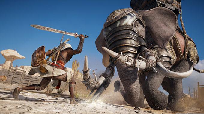 Assassin's Creed Origins è l'ennesimo titolo che introdurrà al suo interno microtransazioni