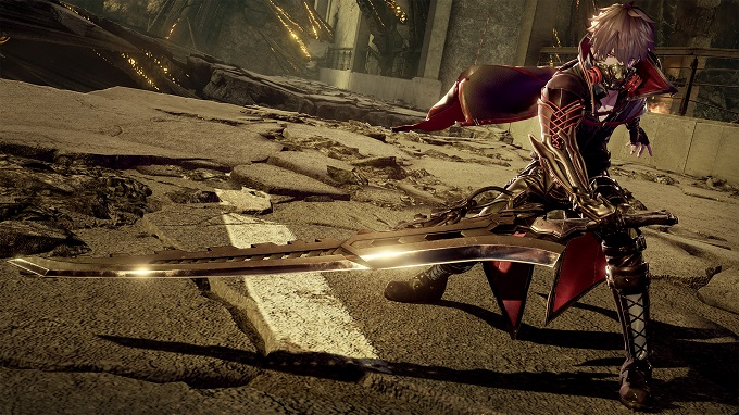 Affondi e schivate su Code Vein.
