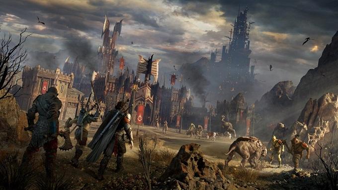 Un mondo gigantesco per La Terra di Mezzo L'ombra della Guerra.