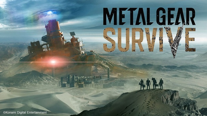 La data di uscita di Meta Gear Survive.
