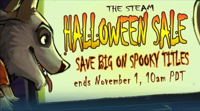 Tanti titoli a prezzo stracciato grazie agli sconti Steam di Halloween