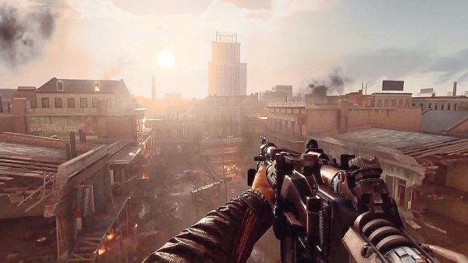 Tanti modi con cui uccidere i nazisti in Wolfenstein 2 The New Colossus!