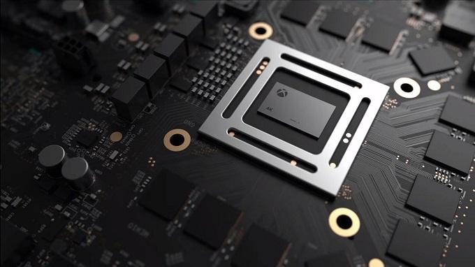 Xbox One X permetterà agli utenti di giocare fino in 4K.