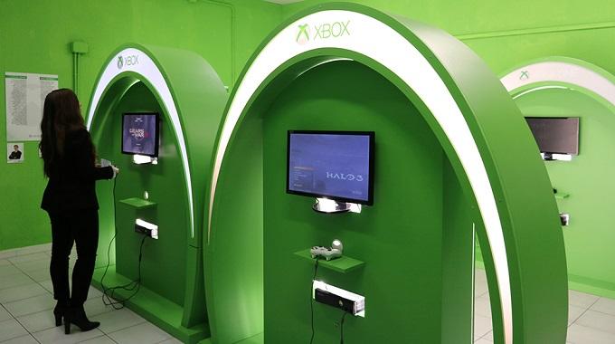 Ecco la Xbox Room del Vigamus