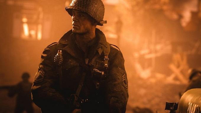 Call of Duty WW2 inizia con lo sbarco in Normandia!