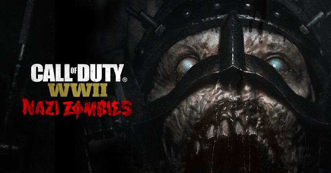Ecco la modalità zombie di Call of Duty WW2.