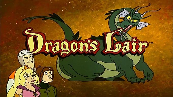 Il cartoon ufficiale di Dragon's Lair!