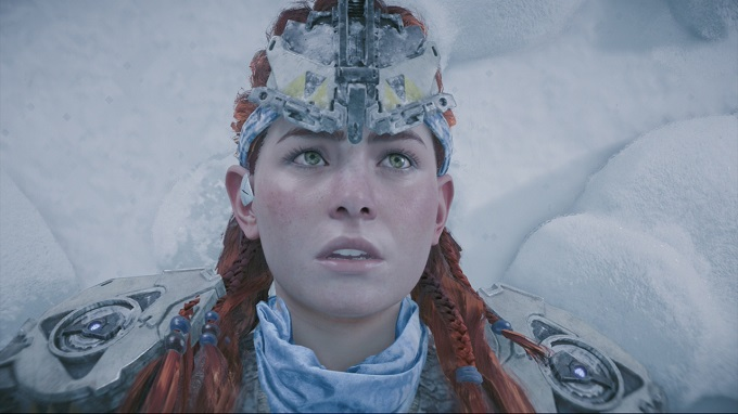 Una nuova avventura per Aloy in Horizon Zero Dawn: The Frozen Wilds.
