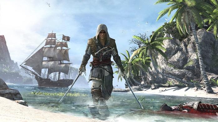 Ubisoft regala AC IV: Black Flag