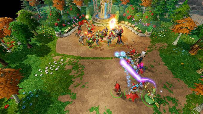 In Dungeons 3 avrete il compito di guidare le vostre truppe in battaglia