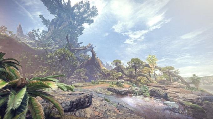 Ecco le location di Monster Hunter World.