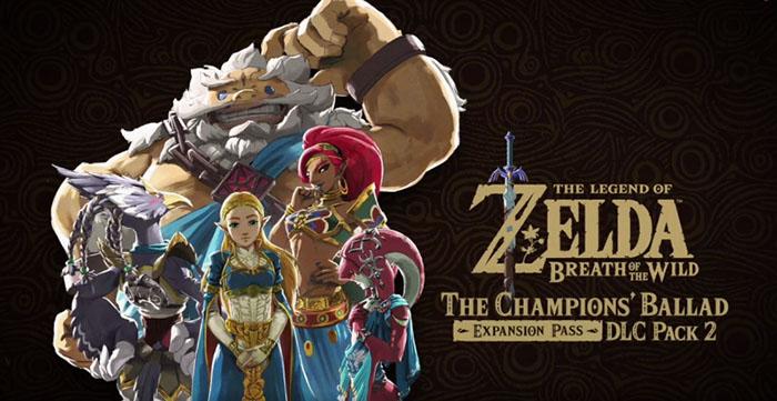Lespansione di The Legend of Zelda è disponibile da oggi