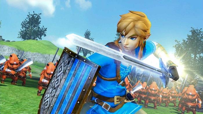Hyrule Warriors: Definitive Edition si mostra su Nintendo Switch con un trailer!