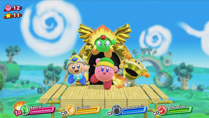 Kirby Star Allies è la nuova avventura di Kirby attesa su Switch