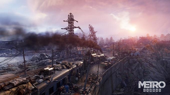 Metro Exodus è il nuovo capitolo della serie post apocalittica di 4A Games.