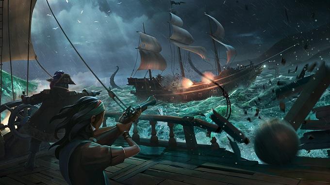 Xbox Game Pass offrirà ai propri abbonati Sea of Thieves fin dal lancio!