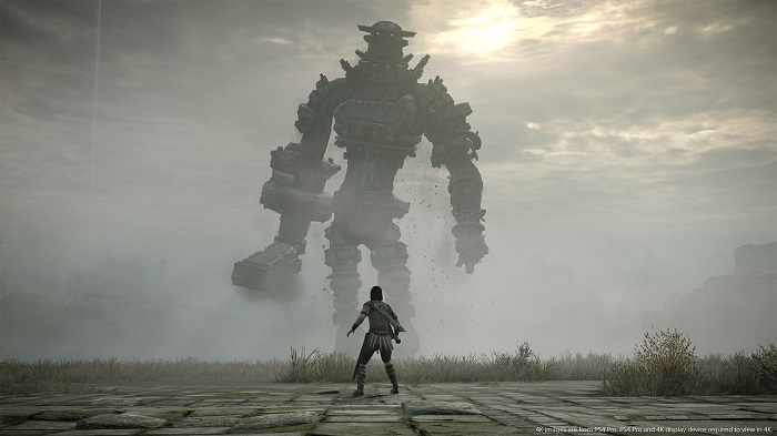 La prima ora di gioco di Shadow Of The Colossus su PlayStation 4 PRO.