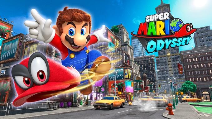 Super Mario Odyssey è uno dei migliori videogiochi del 2017 per la redazione di Kingdomgame.it
