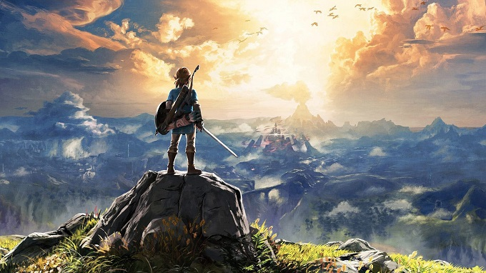The Legend of Zelda: Breath of the Wild è il videogioco migliore del 2017.