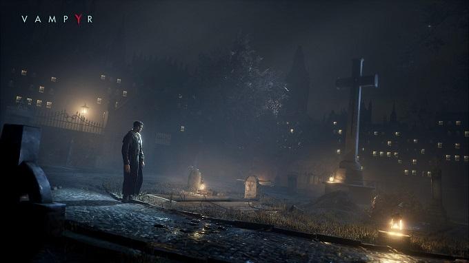 Vampyr è uno dei videogiochi più intriganti di questo 2018!