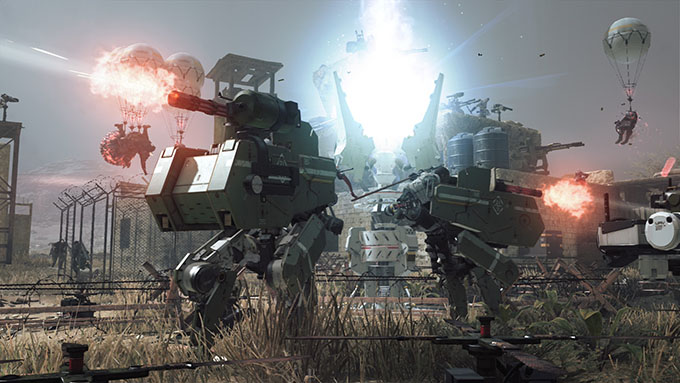 Metal Gear Survive tenta di lucrare su ogni possibile aspetto ludico