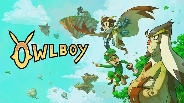 Owlboy è un metroidvania ricco di fascino
