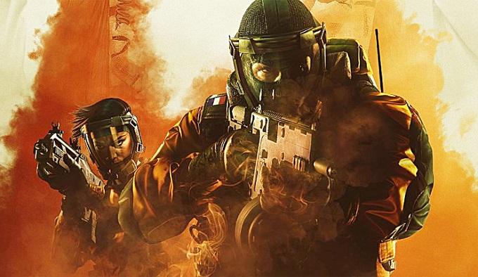 Lion è il secondo operatore dell'anno 3 di Rainbow Six Siege.
