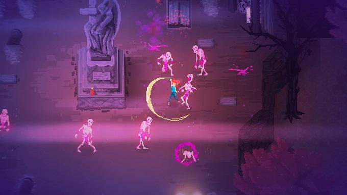 Il gameplay di Crossing Souls appare legnoso in più di un'occasione.