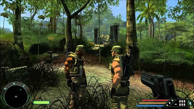 Far Cry 1 uscì inizialmente su PC.