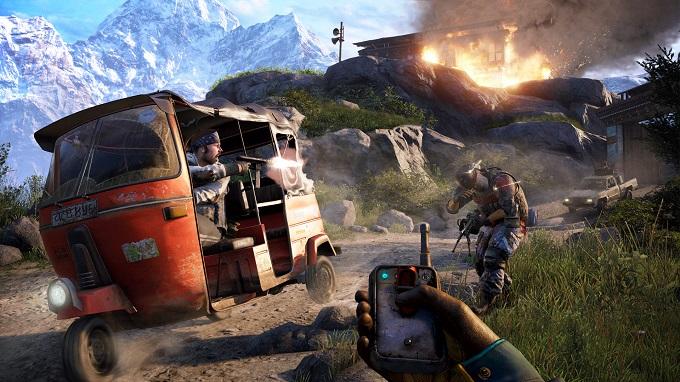 Le scelte sono importanti in Far Cry 4.