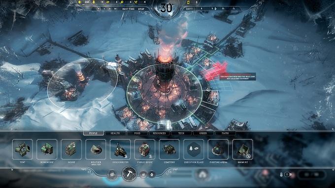 Siete pronti a gestire la vostra comunità di Frostpunk?