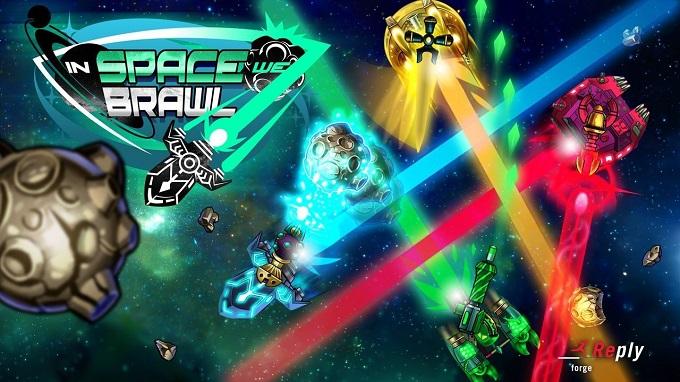 In Space We Brawl fa parte del PlayStation Plus di Aprile 2018.