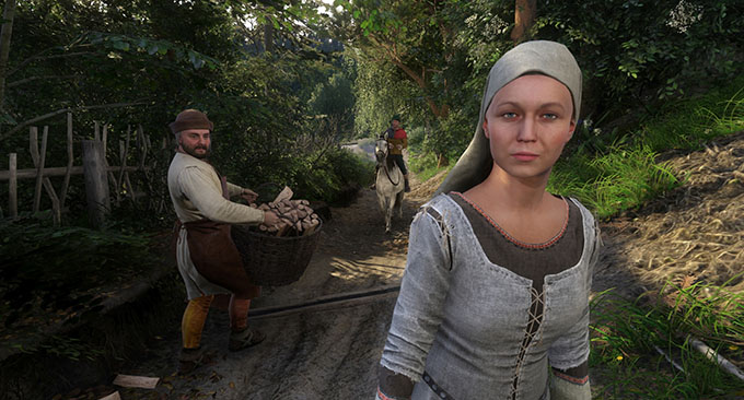 Quella di Kingdom Come: Deliverance è una narrativa decisamente solida