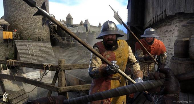 Kingdom Come: Deliverance offre un combat-system diverso dal solito