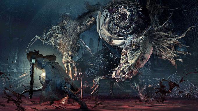 Bloodborne arriva con il Playstation Plus