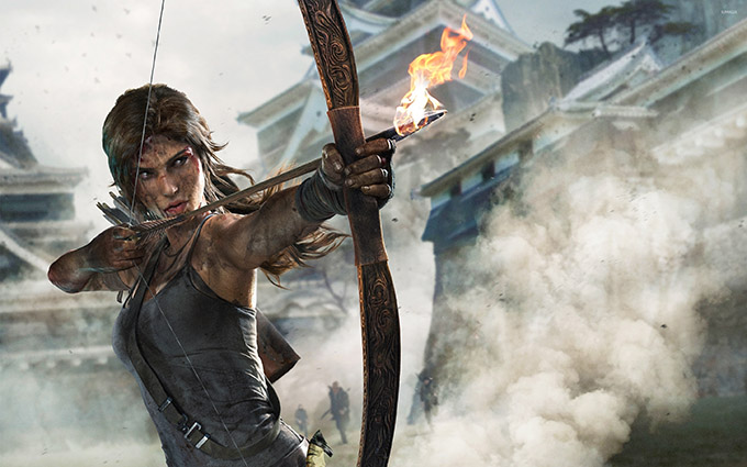 Lara Croft è entrata nella nostra classifica