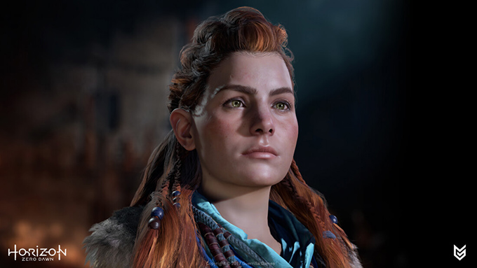 Aloy è entrata nella nostra classifica