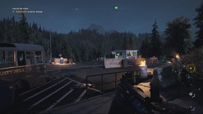 In Far Cry 5, potrete agire furtivamente e/o a viso aperto!