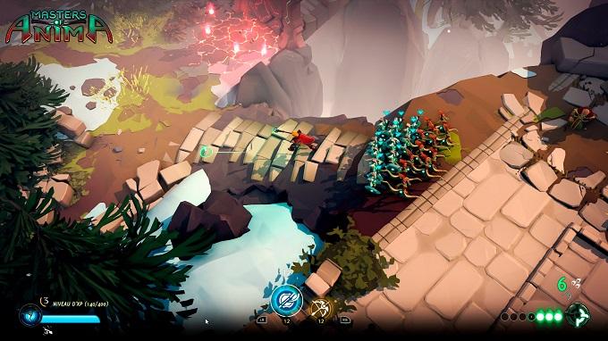 La grafica di Masters of Anima rappresenta il comparto di gioco migliore.