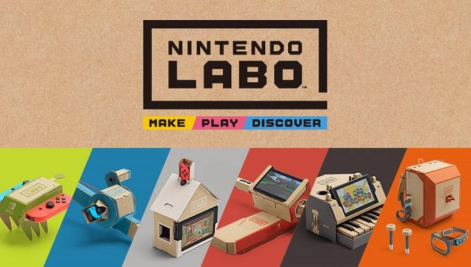 Facciamo il punto su Nintendo Labo!