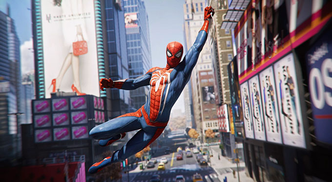 Nulla è stato lasciato al caso in SpiderMan