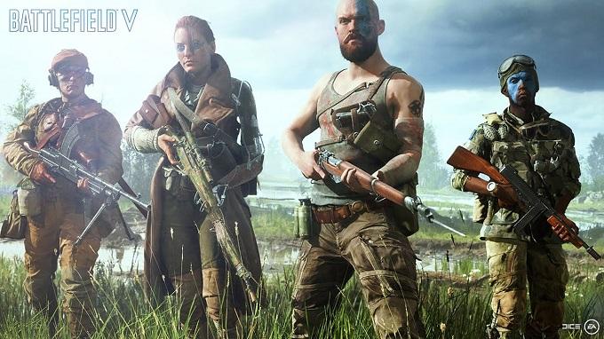 Il gioco di squadra sarà importantissimo in Battlefield 5.