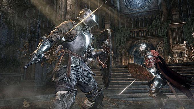 Dark Souls Remastered non impressiona