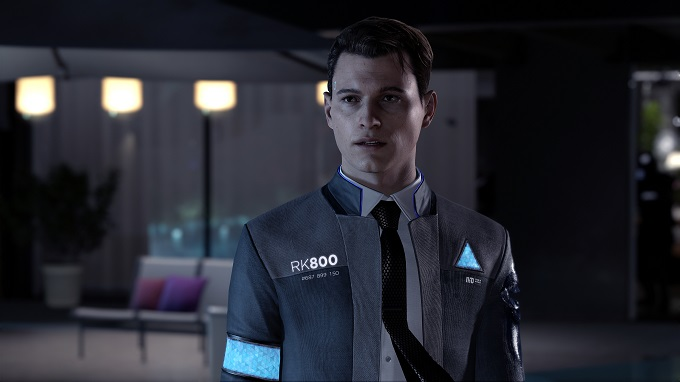 Detroid: Become Human - PS4 - Connor
