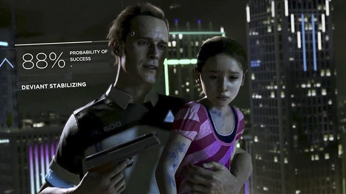 Detroit:Become Human - PS4 - Androide