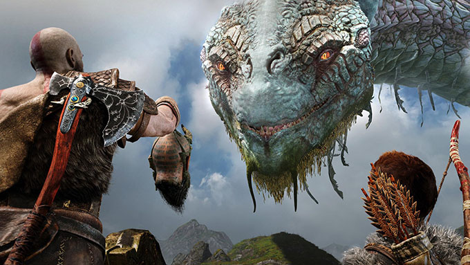 God of War rappresenta un nuovo standard per gli action-adventure