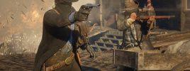 Il gioco è ambientato nel Far West del 1899