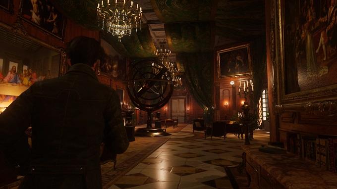 Il secondo episodio di The Council è più votato all'investigazione.