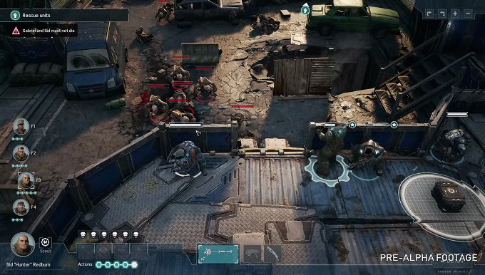 Gears Tactics - PC