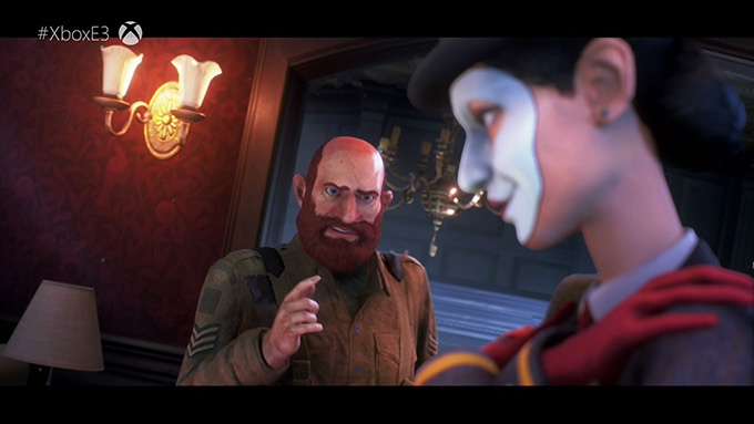 Compulsion Games è ora in mano a Microsoft